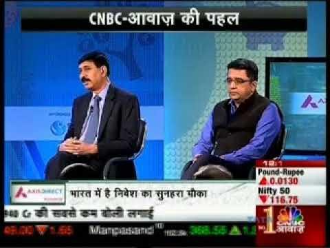 Sandeep Sharma, National Head (Retail), SBI MF on CNBC Awaaz Pehla Kadam Season 3 on 24th Mar 2018