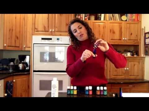 Young Living Essential Oils DIY: Make your own roll-ons