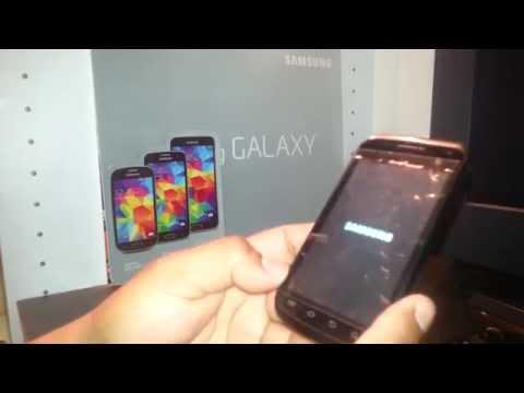 Hard Reset for Samsung Exhibit II T-Mobile Model: SGH-T679
