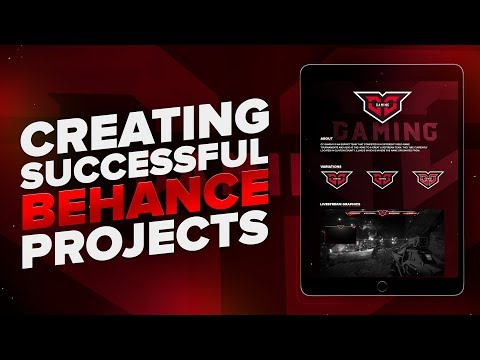 Creating Successful Behance Branding Projects