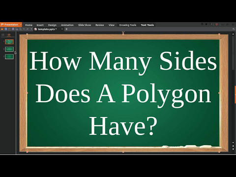 How Many Sides Does A Polygon Have