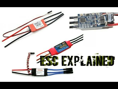 ESC(electronic speed controller) explained,how to choose perfect esc,firmware,callibration etc.
