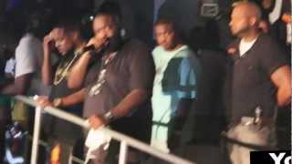 """Rick Ross - Hold Me Back"" Live In Chicago Wit GD'S @ Adriannas"