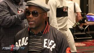 Lennox Lewis on how he applied Bruce Lee