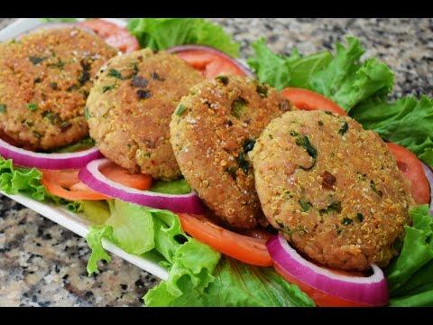 Quinoa and Tuna Patties! So easy and Delicious!