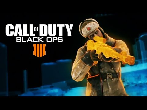 CoD Battle Royale: Blackout Mode | Call of Duty Black Ops 4 Community Reveal Event