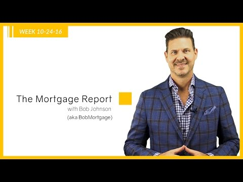 The Mortgage Report - Are Interest Rates Going Lower and 4 Must Do's Before you Buy