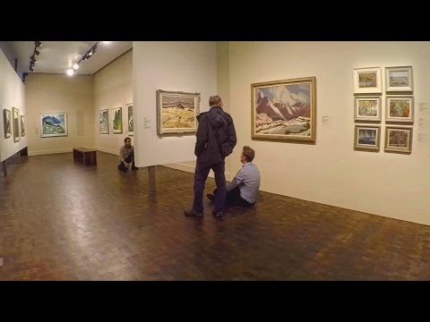 PRETENDING TO BE GUIDES AT A MUSEUM | MISSION #15 | YES THEORY