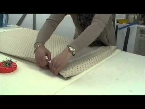 How to make Roman Blinds - Roman Shades