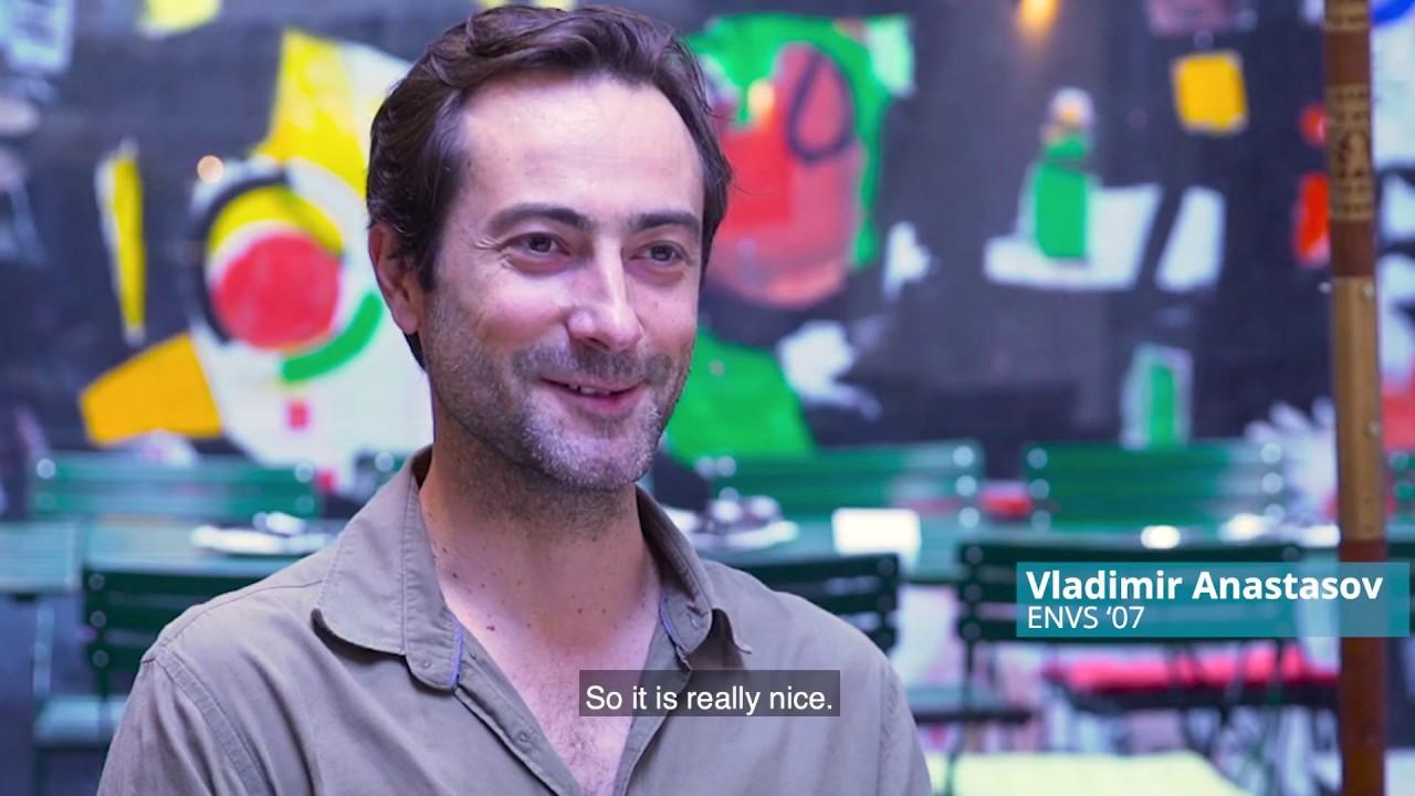 My CEU, Our Vienna - Vladimir Anastasov