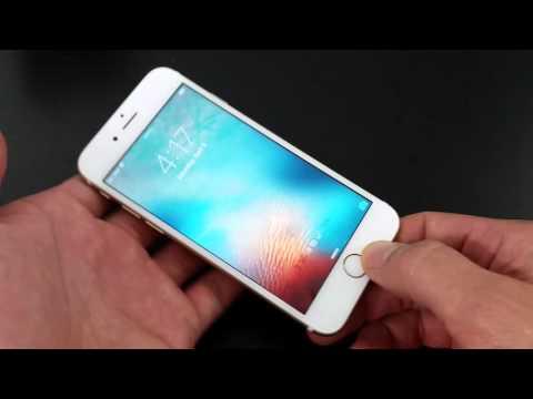 iPhone 4, 5, 6, 6s, & Plus: Cannot Swipe, Display Frozen or Unresponsive- Easy Fix!