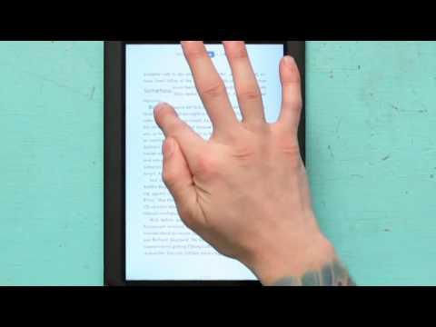 Highlighting in the NOOK eReader   NOOK Tips