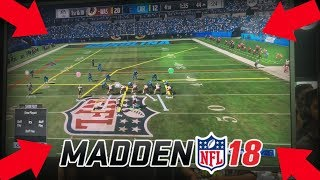 MADDEN 18 GAMEPLAY 8 MINUTES LONG! LEAKED! Mut 18 (MUST WATCH)