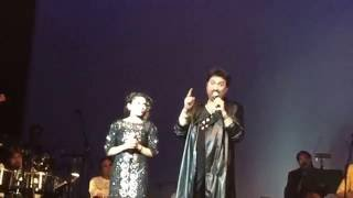 Kumar Sanu & his daughter best live concert in virginia 2016