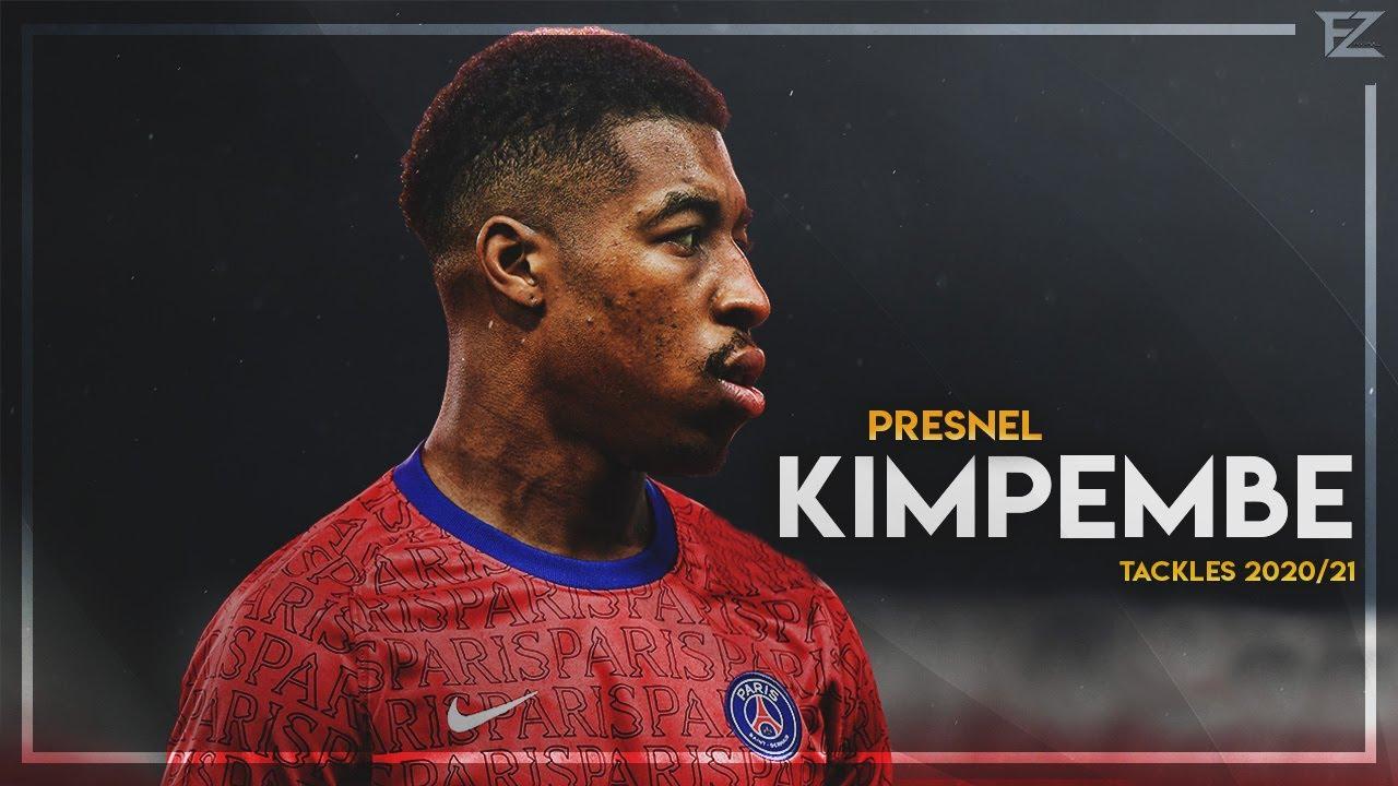 Presnel Kimpembe 2020 ▬ French Beast ● Defensive Skills & Tackles | HD