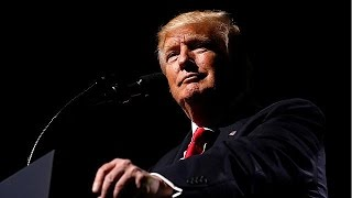 "100 days of Trump: ""He hasn"