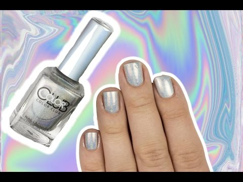 BEST HOLOGRAPHIC POLISH! 60 SEC REVIEW | Viki Nailbeauty