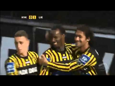 Saladin Said Ethiopian Player Scores Wonder Goal For European Club