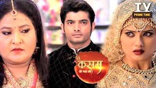 Tanu CRY In Rishi & Netra's Sangeet Ceremony   Kasam Tere Pyaar Ki   TV Prime Time