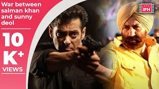 Salman Khan and Sunny Deol to clash on Eid | Indian Film History