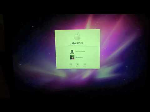 How To Hack/Reset Your Mac OS X Password (old video)