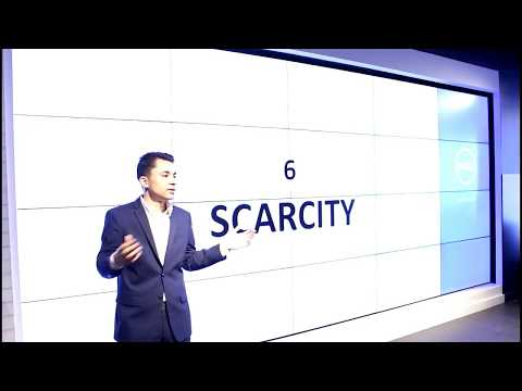 How to Become More Persuasive: Social Proof and Scarcity (Talk at the Microsoft Store in NYC)