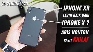 5 Alasan Mending Beli iPhone XR di Tahun 2020 Dibanding iPhone X - GIVEAWAY??