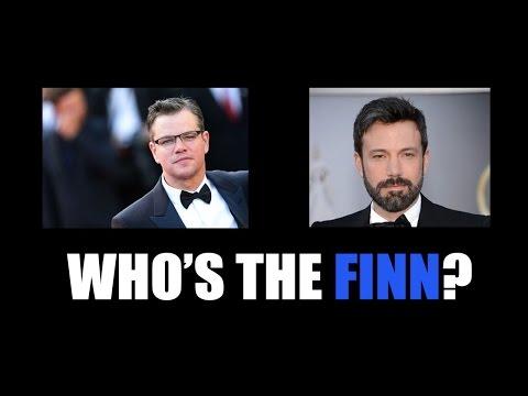 POP QUIZ : Who's The Finn?