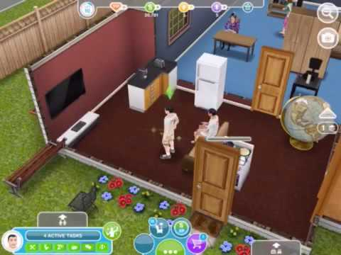 How to get married in sims freeplay