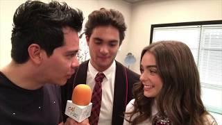 Carlos Said y Macarena García ... LIKE