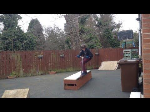 Joshua Andrews   Grind Box Edit