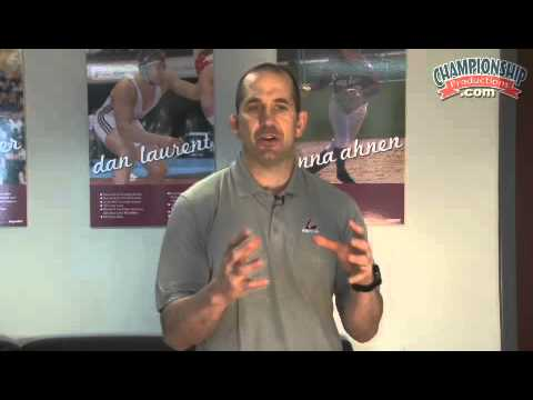 Introduction to the All Access UW-La Crosse Wrestling Practice with Dave Malecek