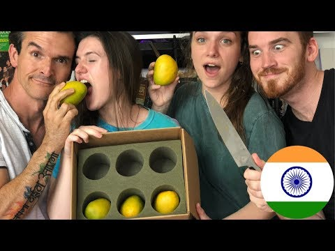 Xxx Mp4 AMERICANS TRY INDIAN MANGOS FOR THE FIRST TIME 3gp Sex