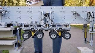 LEGO TECHNIC Bridge Girder SLJ 50018  ( Final Video 15 )