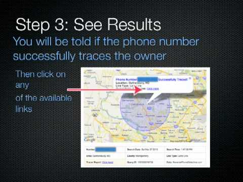 How To Find Out Anyones Address from Their Phone Number