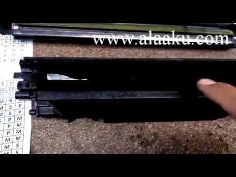 Fake atau nyata? Toner Laser dikocok/goyang-goyang bisa ngeprint lagi/nyata lagi.