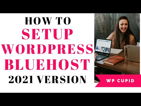 How To Setup WordPress On Bluehost 2018 | Quick & Easy