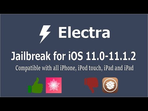 Jailbreak for iOS 11.0-11.1.2 For All Devices