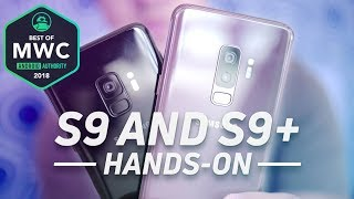 Samsung Galaxy S9 and S9 Plus Hands-On: Express Yourself