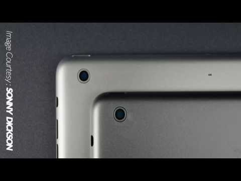iPad 5 : Latest Rumor Roundup & Leaked Parts
