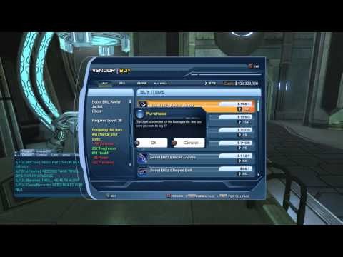 DCUO - Where To buy PvP Gear