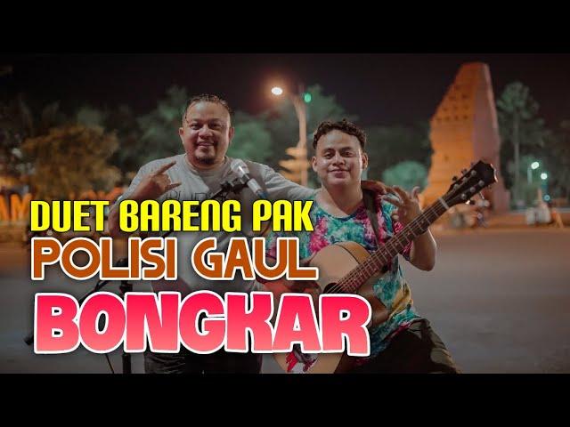 BONGKAR - IWAN FALS | LIVE COVER ANDI 33 FT OM WEMPY (POLISI GAUL)
