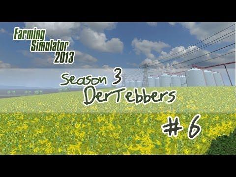 Farming Simulator 2013 - S3E6 Part 1 - Gathering Hay