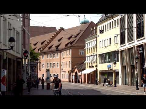 Freiburg, Germany: a city in the Black Forest