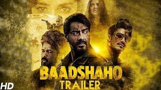 Baadshaho Official Trailer | Ajay Devgn, Emraan Hashmi, Esha Gupta, Ileana D