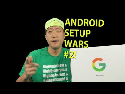 Android Setup Wars #2!