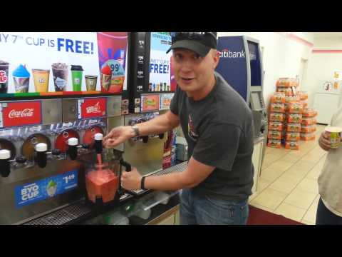 7-Eleven Bring Your Own Cup (BYOC) Slurpee Day