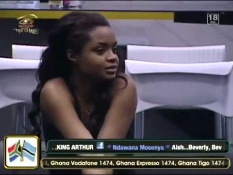 Dress code- Big Brother Africa The Chase