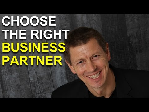 How to Choose the Right Business Partner: 3 Tips