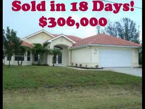 Bargain Properties recently sold in South West Florida...